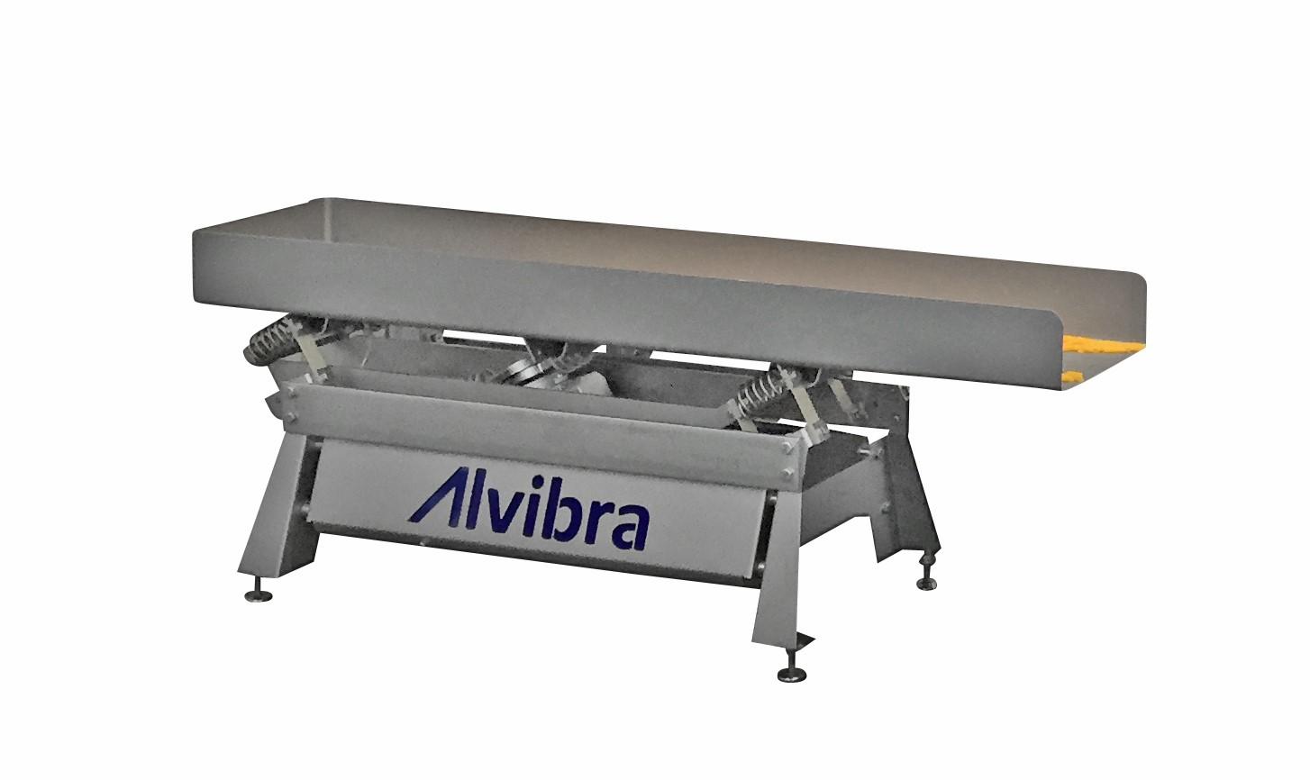 rynna wibracyjna ALVIBRA