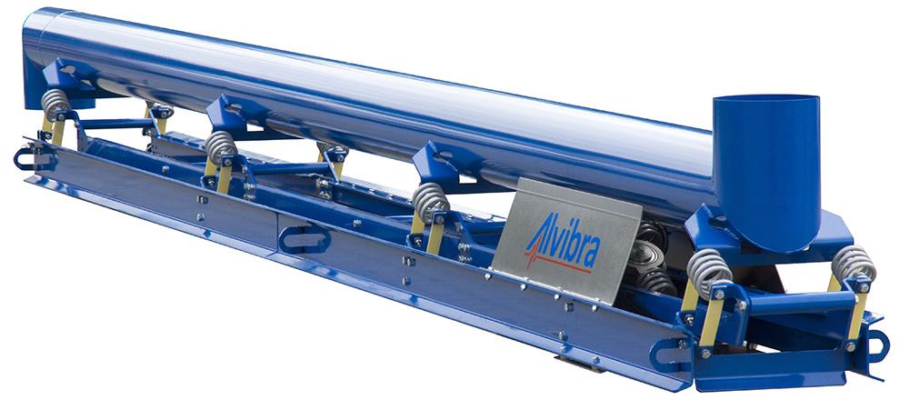 wibracyjny podajnik rurowy ALVIBRA