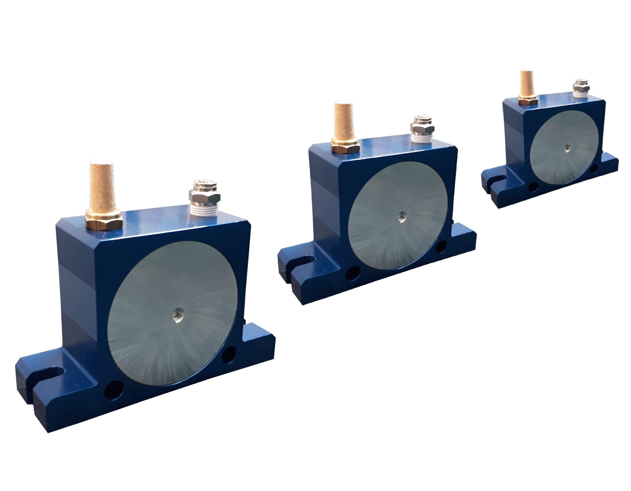 wibratory pneumatyczne kulowe serii S