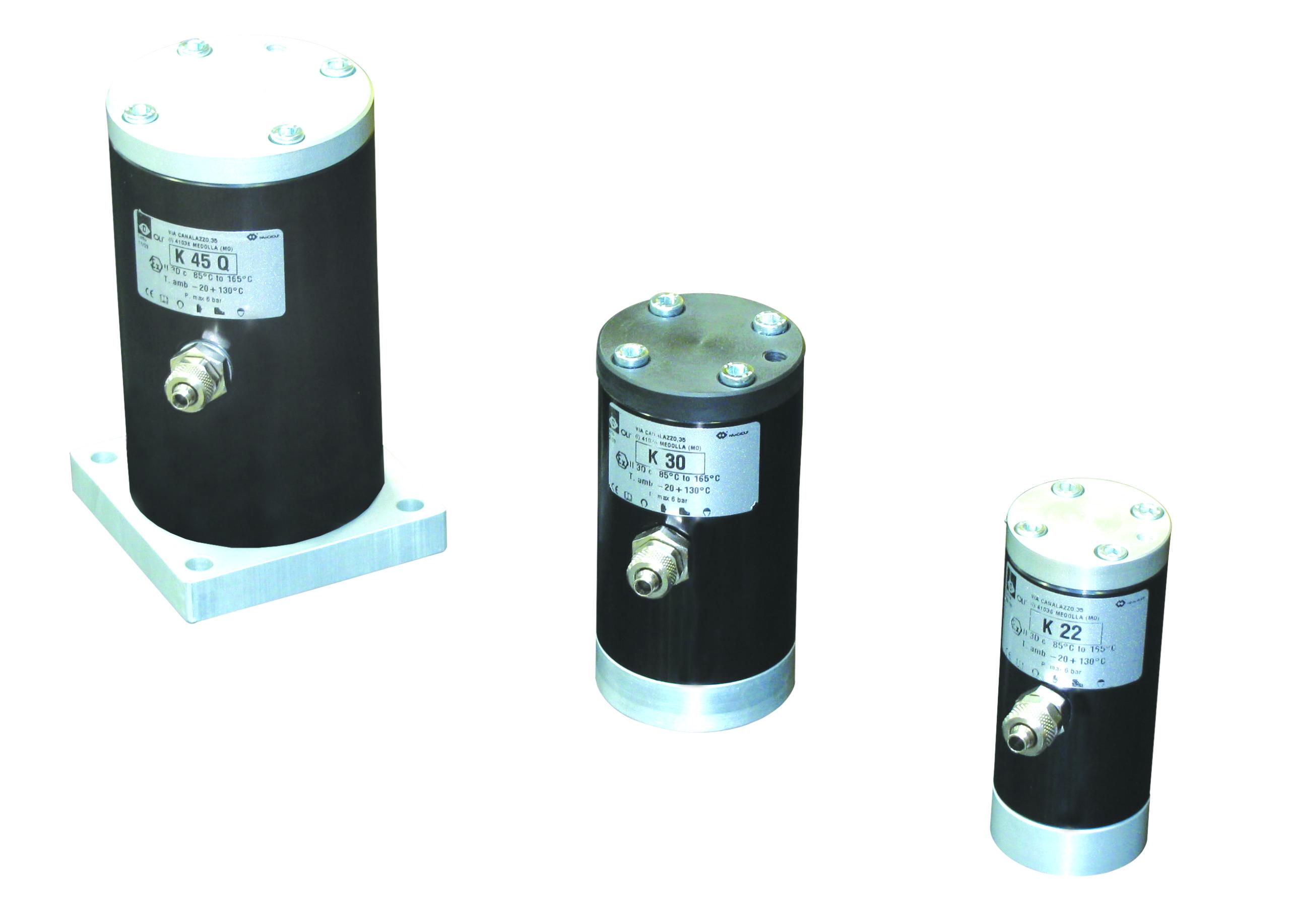 wibratory pneumatyczne liniowe serii K
