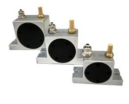 wibratory pneumatyczne turbinowe serii OT