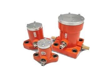 wibratory pneumatyczne udarowe serii P