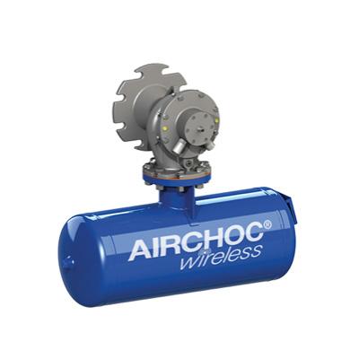 Armatki pneumatyczne AIRCHOC Wireless